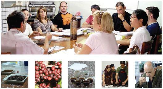 Curso de Barista Kassai Café - Agenda 2016 Por Jorge Kasai